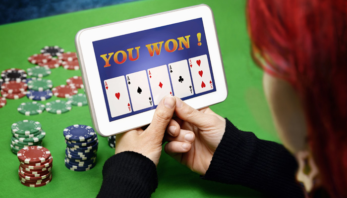 Free fun at online casino games